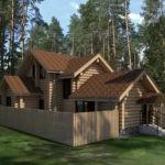 проекты гостевых домов гостиниц