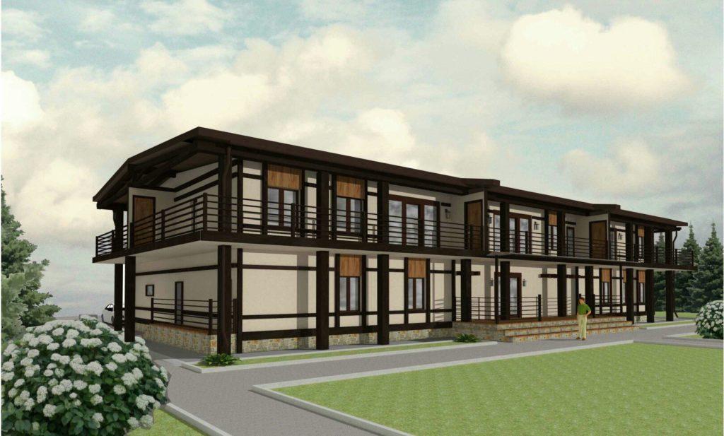 Проектирование и строительство гостиниц