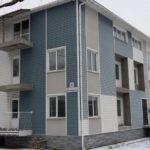 строительство многоквартирных домов спб