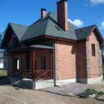 загородные дома петербург строительство