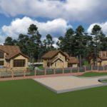 Проектирование гостиниц, гостевых домов
