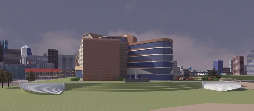 Проектирование пансионата