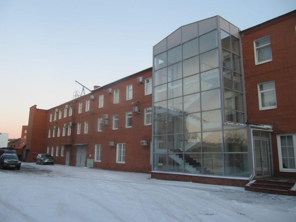 Согласование проекта реконструкции здания, ул. Боровая