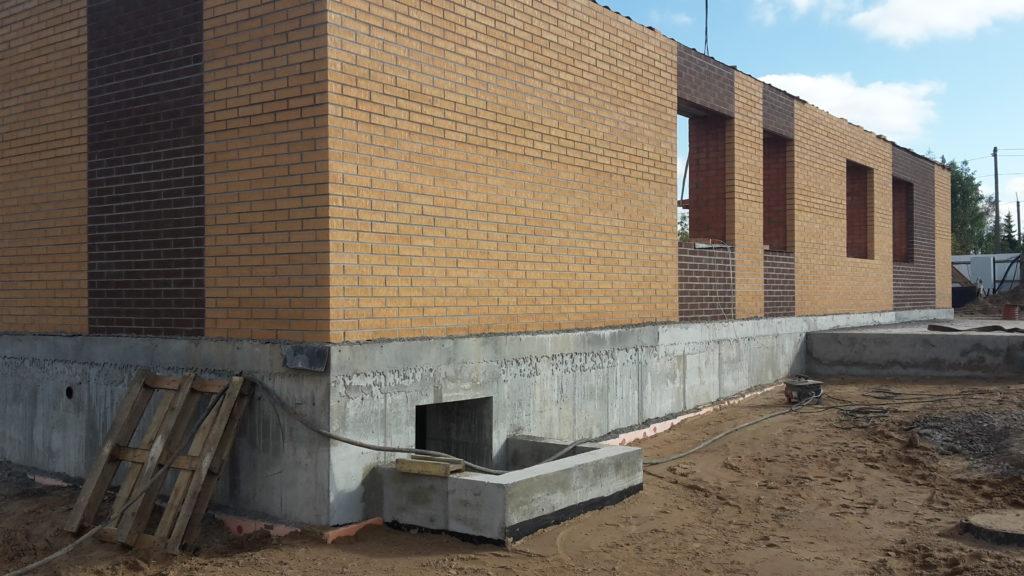 Строительство новой гостиницы